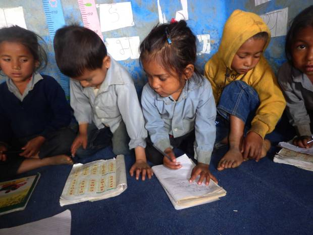 Child Education And Nutrition How Early Childhood Development